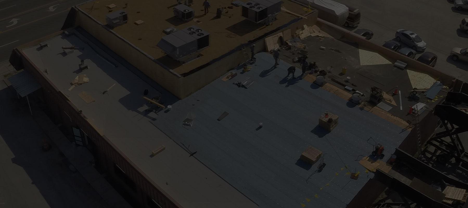 Tpo Single Ply Roofing Tom Tanenbaum Roofing Inc